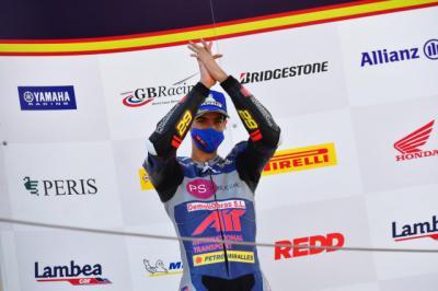 MOTOR | El talaverano Juanjo Núñez a todo gas: dos carreras, dos podios