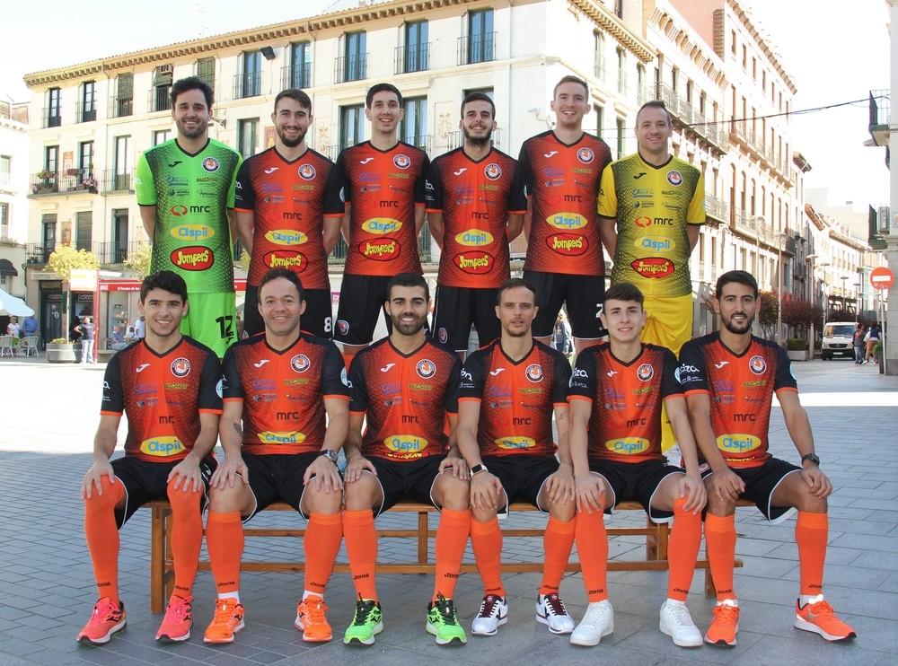 El Aspil Jumpers Ribera Navarra será el rival del Soliss FS Talavera en Copa del Rey - www.lavozdeltajo.com