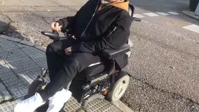 Talavera, todo un obstáculo para las personas con movilidad reducida