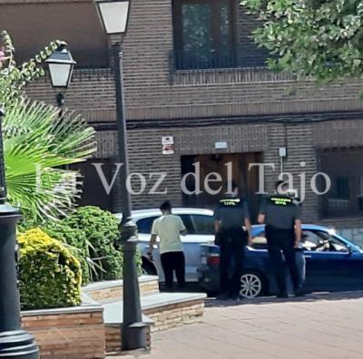 Atracan una sucursal bancaria en El Casar de Escalona