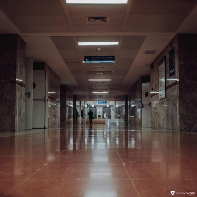 TALAVERA | 8 pacientes hospitalizados por Covid