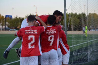 FÚTBOL | El Talavera juvenil se pasea en Murcia