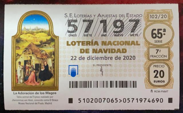 LOTERÍA DE NAVIDAD | 'Taberna La Antigua', en Talavera, reparte más de 40.000 euros entre sus clientes