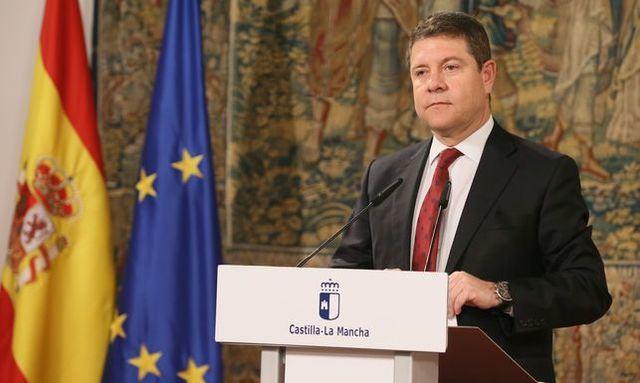 Emiliano García-Page | Archivo