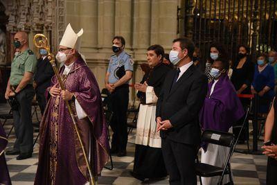 RELIGIÓN | El arzobispo de Toledo pide recordar a los fallecidos por COVID