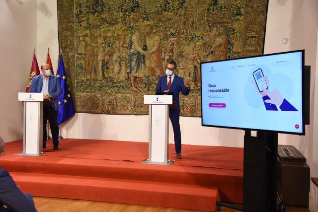 OCIO RESPONSABLE | Así funciona la 'app' de CLM que regula el acceso a los locales nocturnos