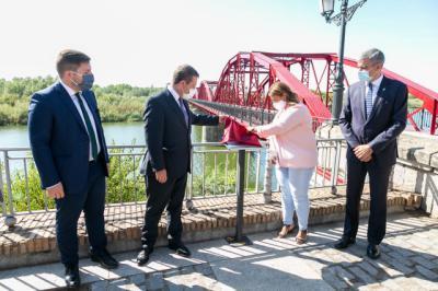 TALAVERA | El Puente Reina Sofía, rehabilitado tras una inversión de 331.000 euros