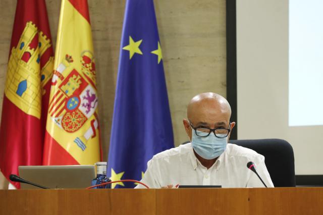 El parrillano Pedro Antonio López