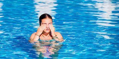 VERANO   El peligro de las malas zambullidas en la piscina o en el mar