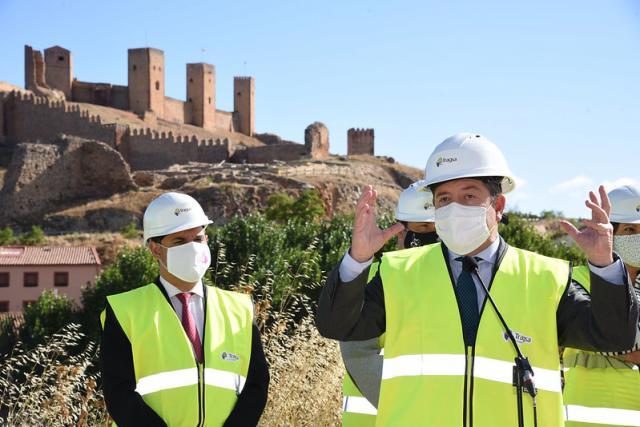 REGIÓN | Page de visita en Molina de Aragón