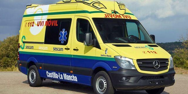 SUCESOS | Herido un trabajador tras caer desde una altura de 4 metros