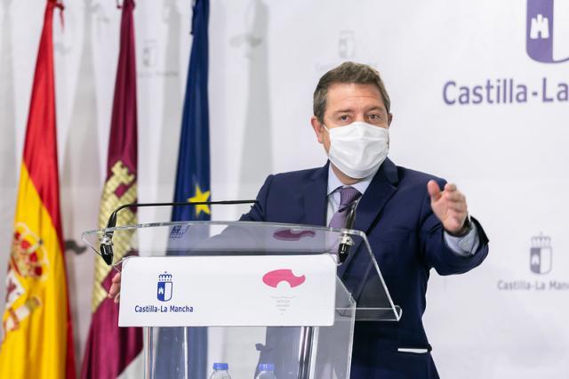 SANIDAD   Page anuncia 26 millones de euros para inversiones en tecnología sanitaria