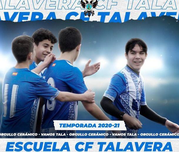 FÚTBOL   ¿Quieres formar parte del CF Talavera?