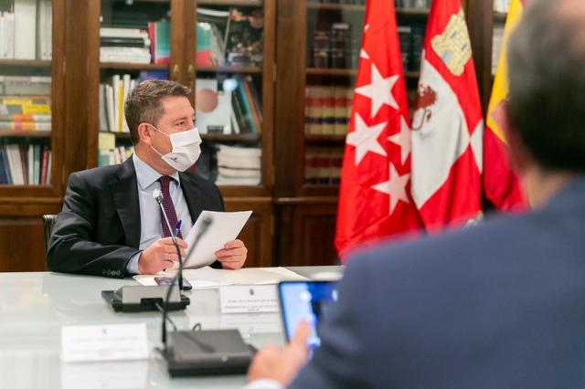 URGENTE | Page firmará este jueves el decreto para cerrar CLM