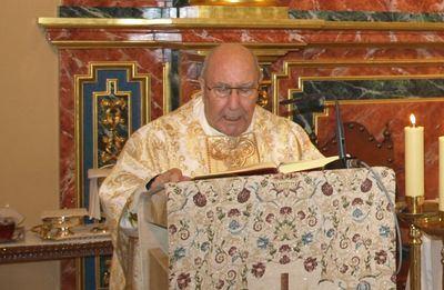 OBITUARIO | Fallece Adolfo Mercado, 30 años capellán del Cementerio de Talavera