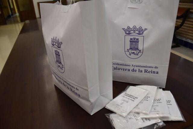 EN SEPTIEMBRE | CLM distribuirá mascarillas reutilizables 'Made in Talavera' para toda la región