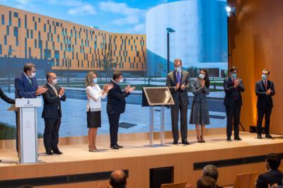 FOTOS | Los Reyes inauguran el nuevo Hospital Universitario de Toledo
