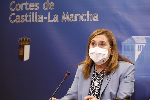 Rosa Ana Rodríguez | JCCM