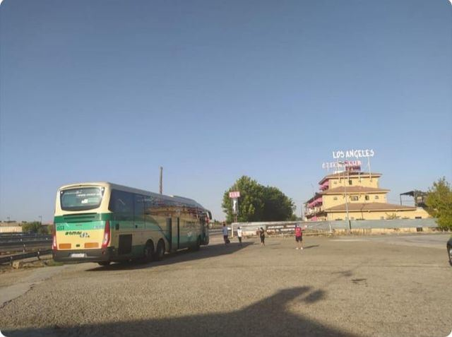 Este es el autobús