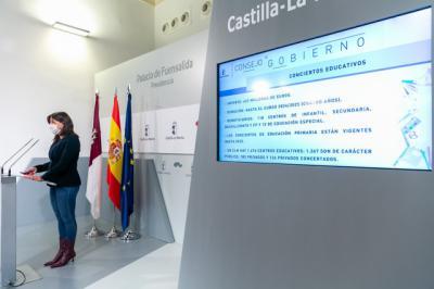 EDUCACIÓN | Castilla-La Mancha aprueba 422 millones para la concertada