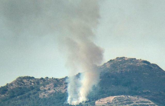 FUEGO | Alerta en El Real de San Vicente por el humo