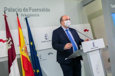 URGENTE | CLM pretende flexibilizar todo lo posible las restricciones