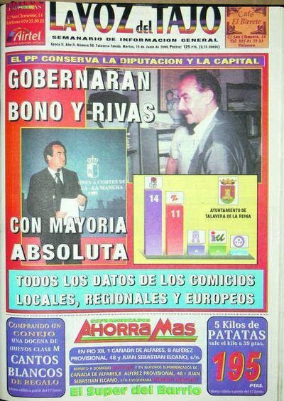 PORTADAS | 'Mil números y cuatro décadas haciendo periodismo' (II)