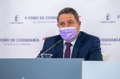 PANDEMIA | CLM retomará la vacunación de los docentes esta semana
