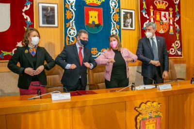 SALUD Y EMPLEO | Talavera y su comarca contarán con un centro para tratar el Alzheimer
