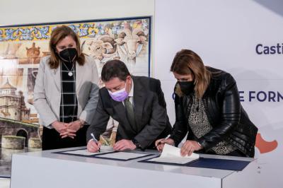 VÍDEO | La Escuela Oficial de Idiomas de Talavera cambia la ubicación de su sede