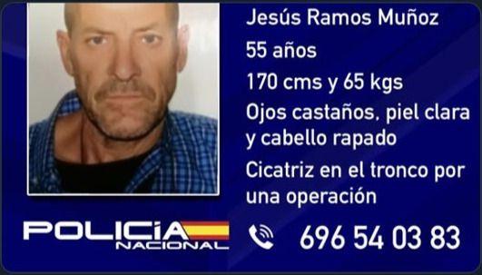 DESAPARECIDO | Piden ayuda para encontrar a Jesús Ramos
