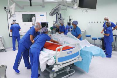 Se inicia la actividad quirúrgica en el Hospital Universitario de Toledo