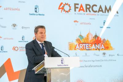 Page confirma que Farcama Primavera será en Talavera