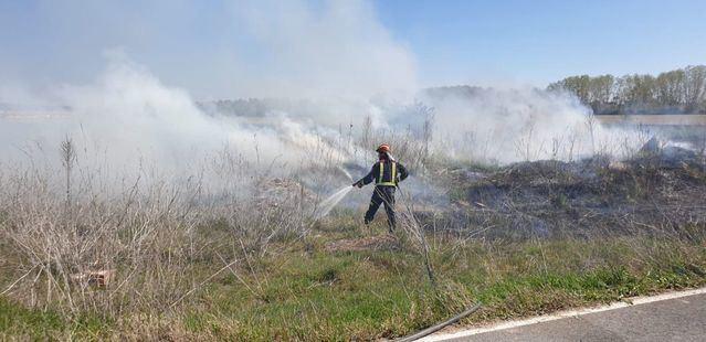 CLM   Alerta amarilla por riesgo de incendios