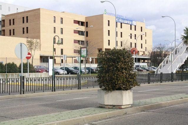 TALAVERA | Desciende el número de pacientes Covid en el Hospital