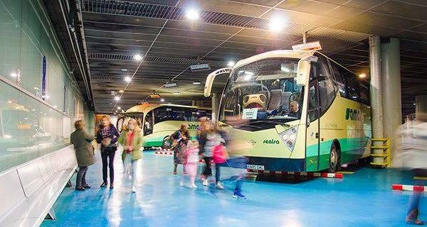 TALAVERA Y COMARCA | El servicio de autobuses va recuperando su actividad