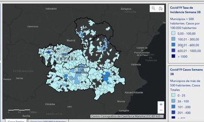 CORONAVIRUS | Sanidad publicará los datos de municipios con más de 500 habitantes