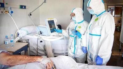 COVID-19   Más del 70% de hospitalizados son de las provincias más relacionadas con Madrid