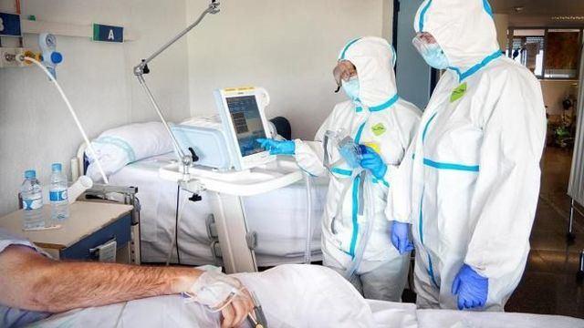 COVID-19 | Más del 70% de hospitalizados son de las provincias más relacionadas con Madrid