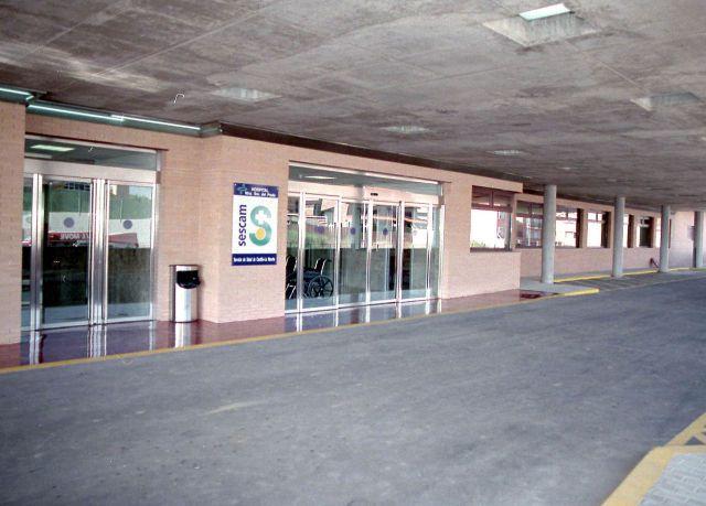 Hospital Nuestra Señora del Prado, en Talavera de la Reina - JCCM