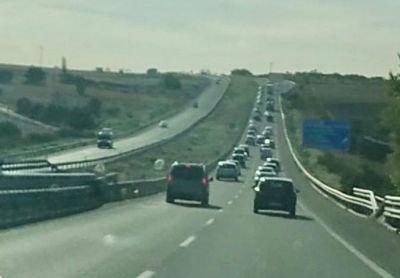 TALAVERA | Así va la autovía A-5 desde Madrid: juzguen ustedes