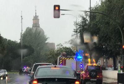 BORRASCA 'ALEX' | 22 incidentes por el viento en la provincia de Toledo