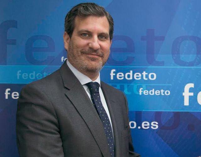 El secretario general de la Federación Empresarial Toledana (FEDETO), Manuel Madruga