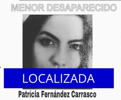 REGIÓN   Localizan a la menor de 17 años desaparecida en Azuqueca