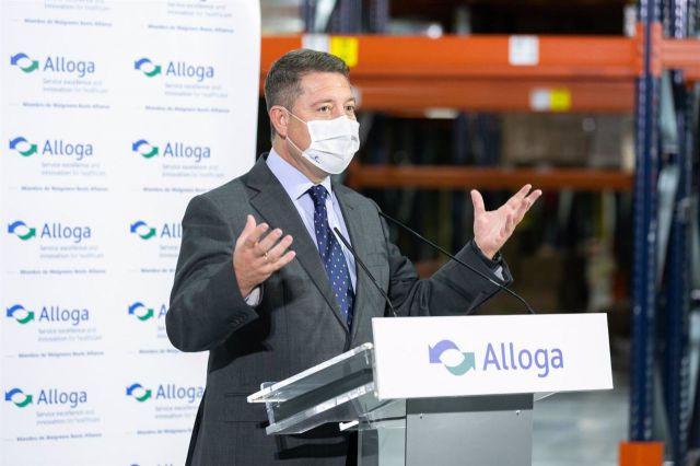 AGRICULTURA | Page celebra el 'balón de oxígeno' que supone para CLM el acuerdo