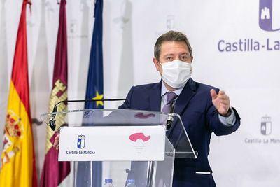 CLM | García-Page solicita consenso para la puesta en marcha del estado de alarma