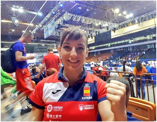 KARATE | Sandra Sánchez nueva seleccionadora femenina de katas: cadete, junior y Sub21