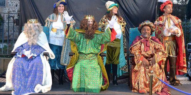 NAVIDAD | Los Reyes Magos también teletrabajan