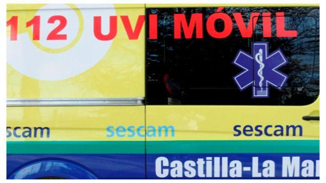 SEGURILLA | Un fallecido tras chocar su coche contra otro que estaba aparcado