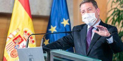 GARCÍA-PAGE | Reelegido presidente de la AREV
